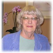 Nancy Scantlebury - 75 years old